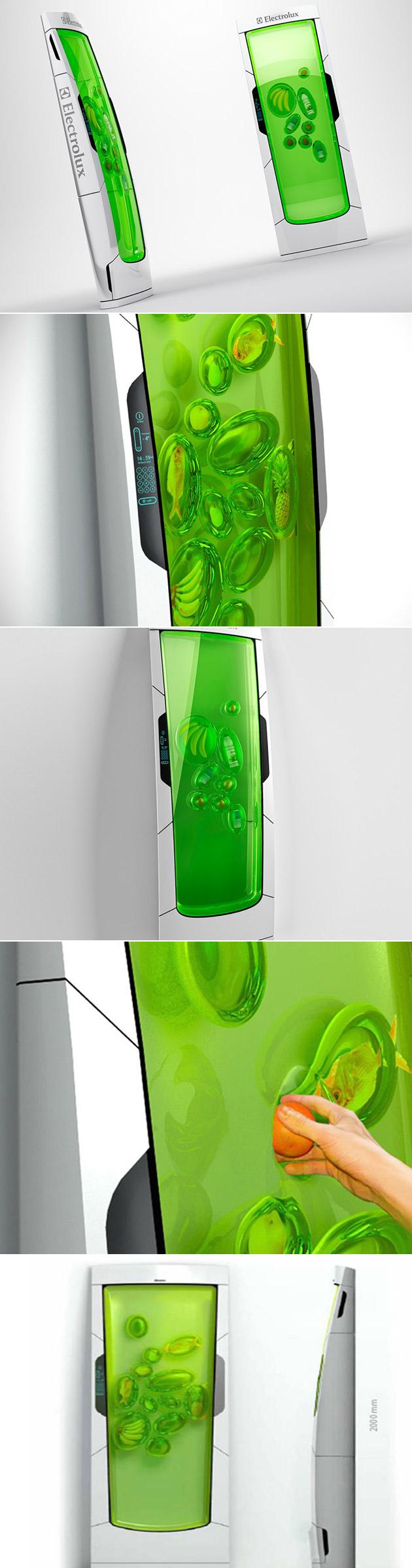 bio-robot-refrigerator