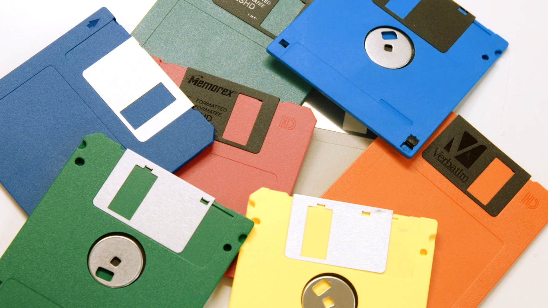 Floppy Disks Are (Sort Of) Still a Thing