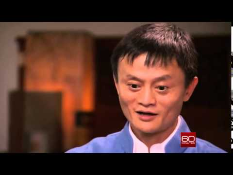 Jack Ma the man you should learn - CEO of Alibaba