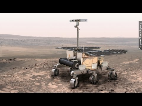 Water-Extracting Device Headed To Mars In 2018