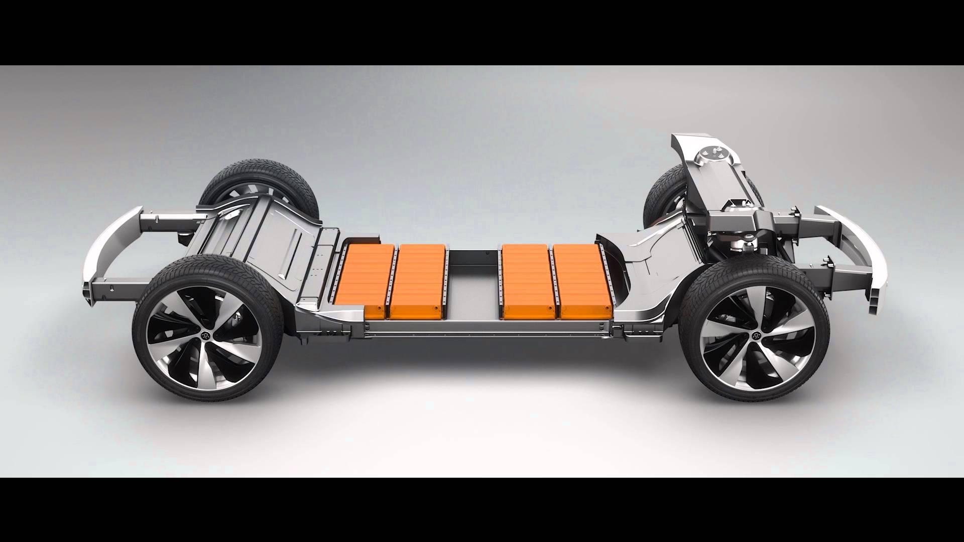 Faraday Future's FFZERO1 Concept Unveiling