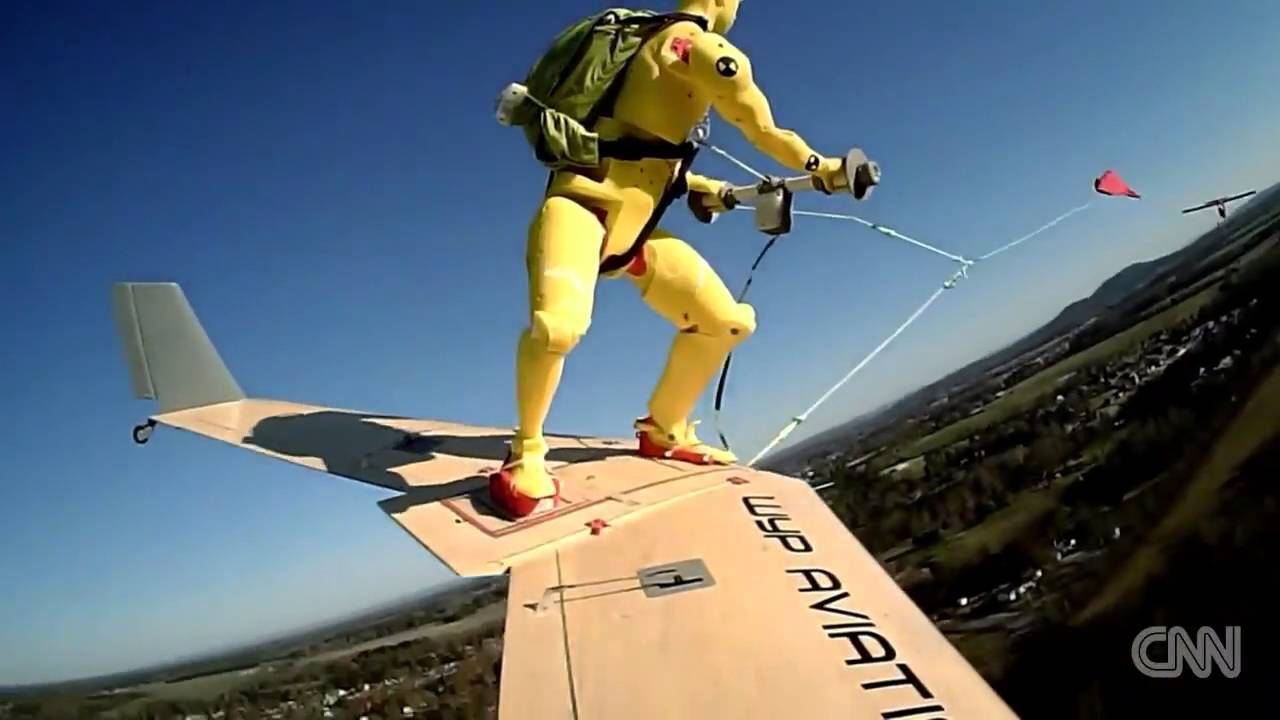 Wingboarding: the next extreme sport in the sky?