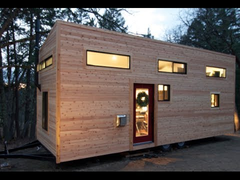 Couple Builds Own Tiny House on Wheels in 4 Months for $22,000