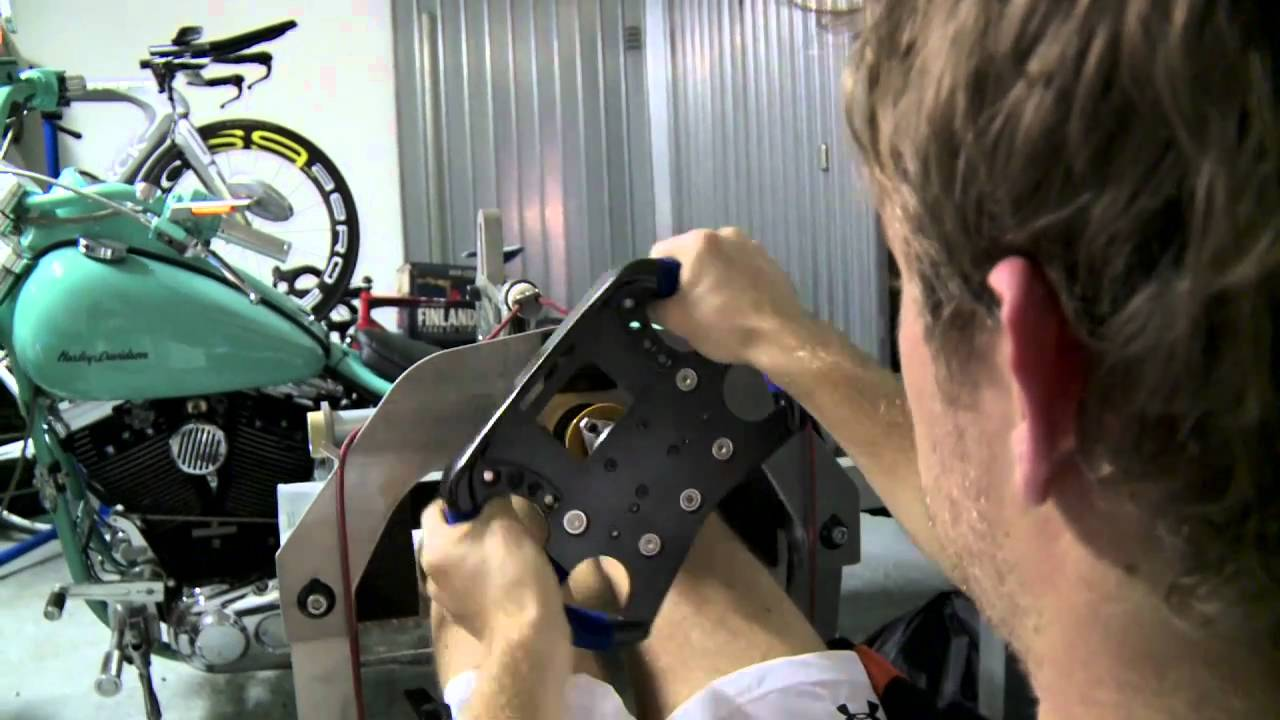 How F1 drivers train
