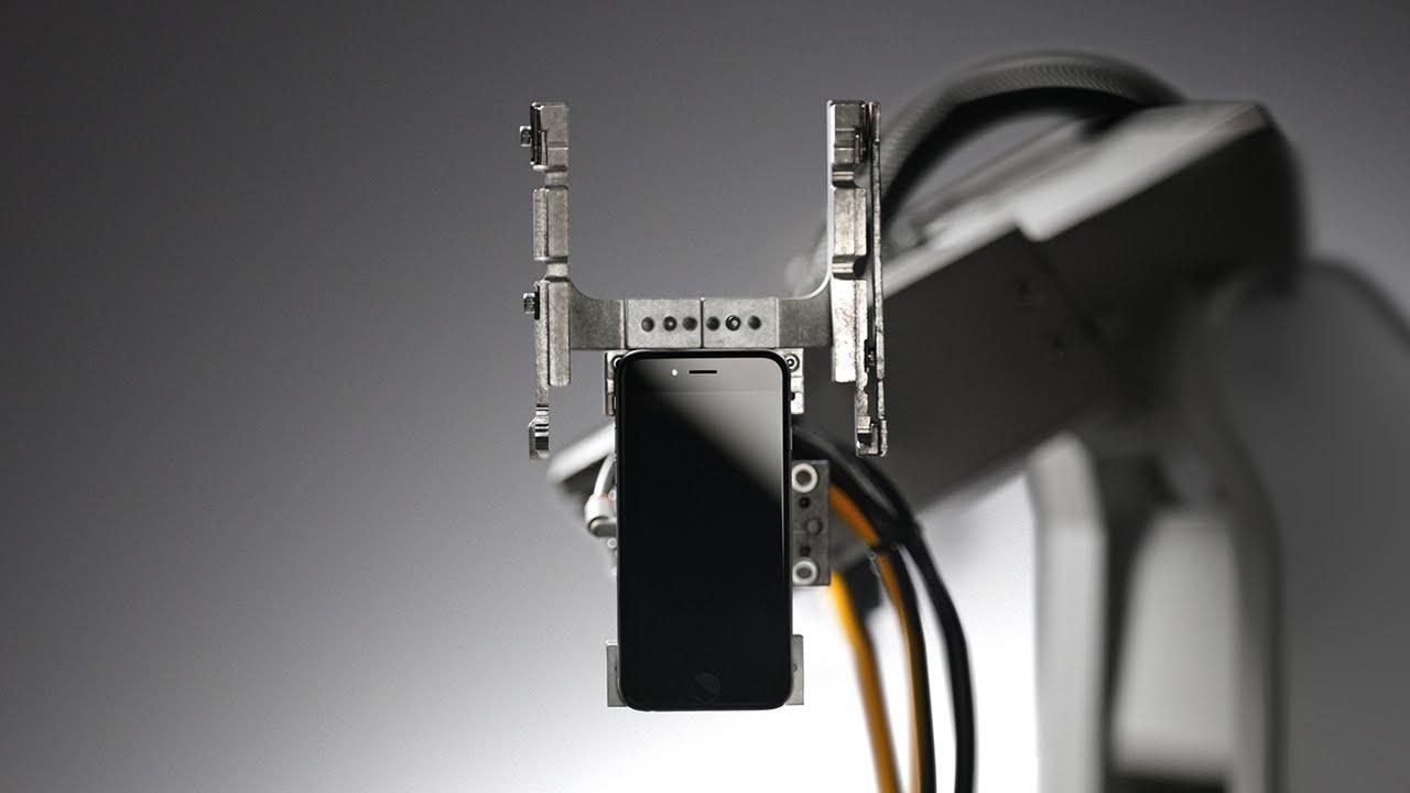 Apple creates Liam, a robot to rip apart used iPhones