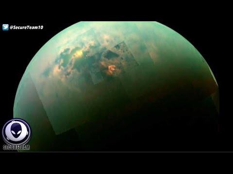 Mysterious Activity On Saturn's Moon Titan