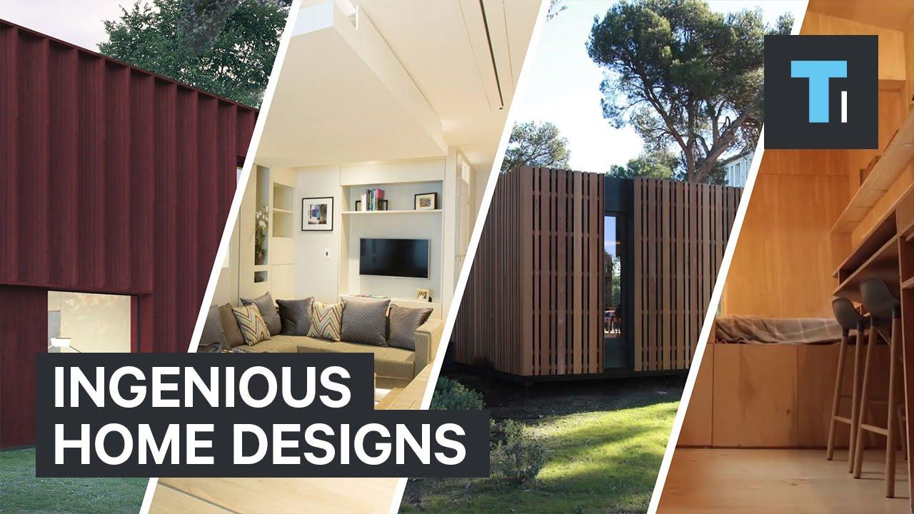 Ingenious home designs