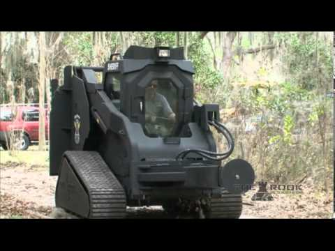 Law Enforcement Has a Military-Spec Terminator Vehicle