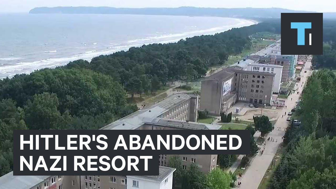 Hitler 39 s abandoned nazi resort is large creepy empty for Nazi holiday resort