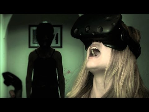How Scary is the Paranormal Activity in Virtual Reality game?