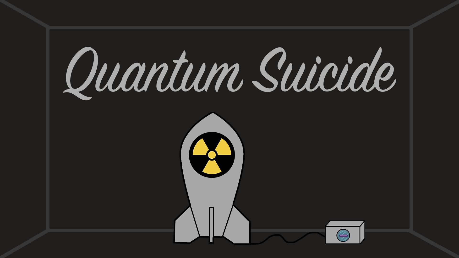 Immortality Through Quantum Suicide
