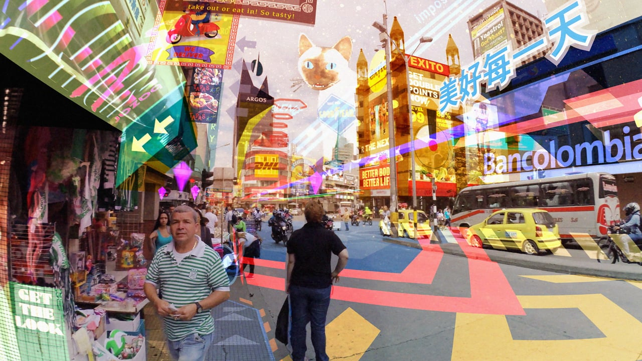 The Future Might Look Strange with Virtual Reality