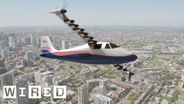NASA's New X-Plane Looks Goofy But Packs Some Serious Tech