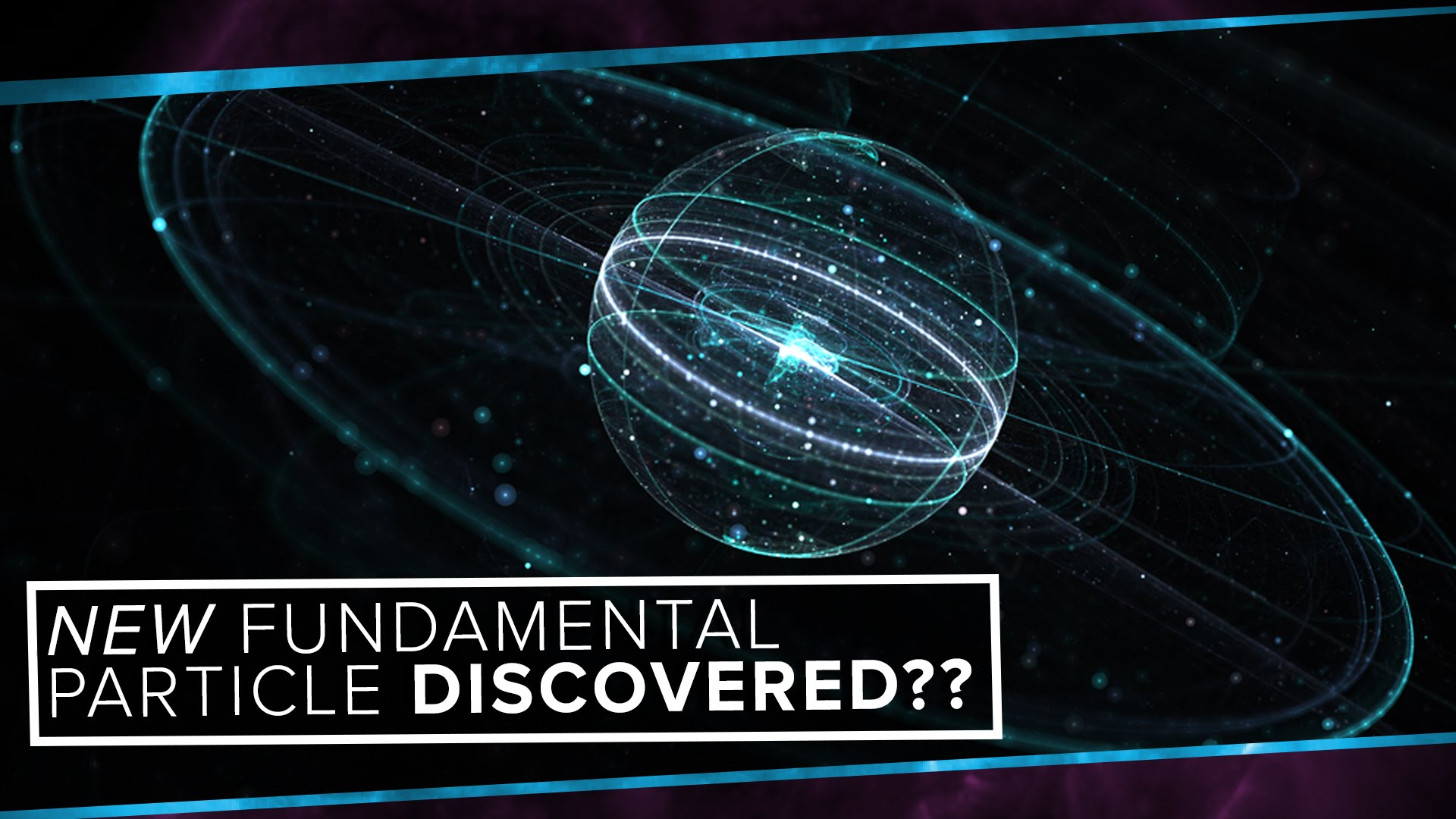 New Fundamental Particle Discovered??