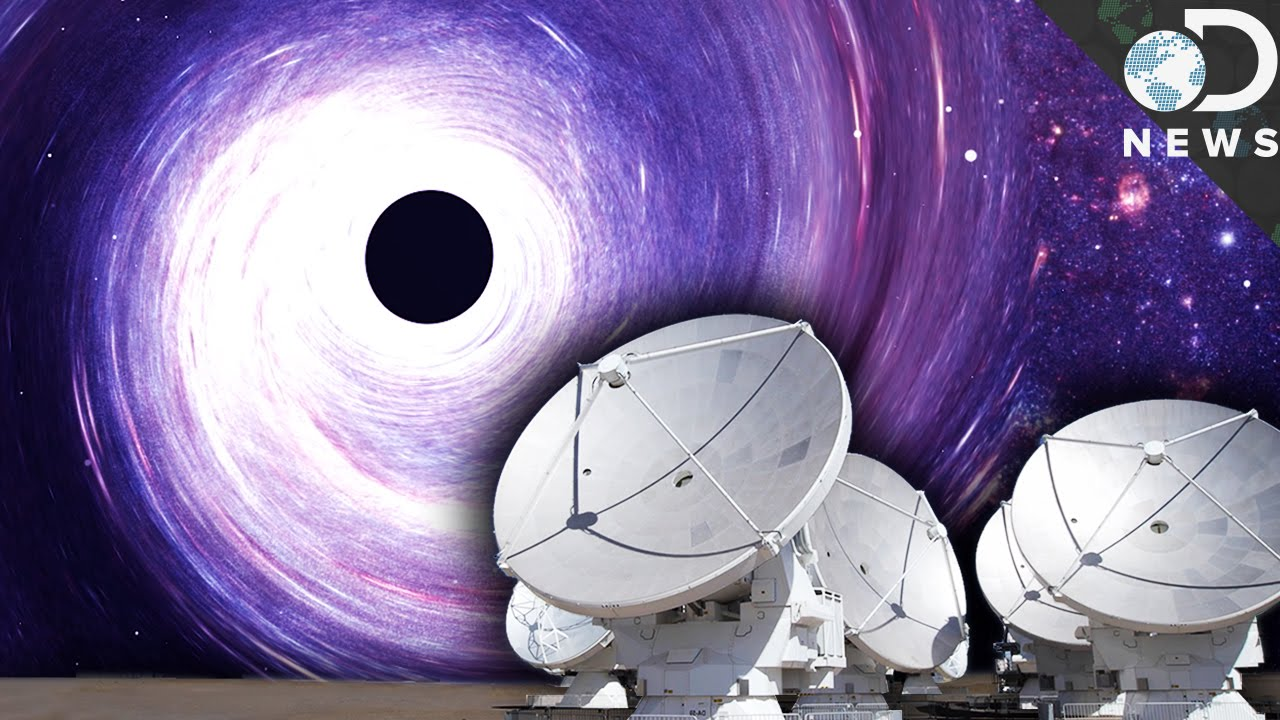 The Race To See The Black Hole At The Center Of Our Galaxy