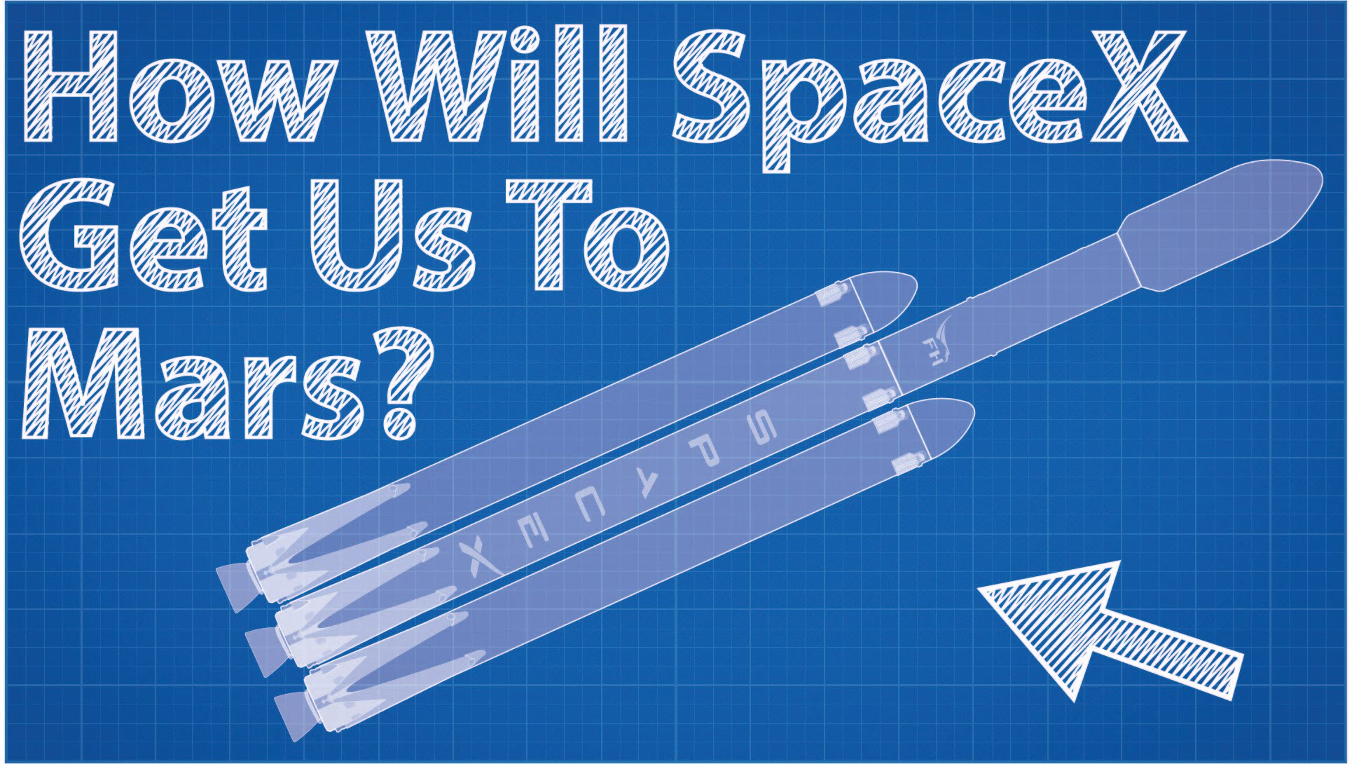 How Will SpaceX Get Us To Mars for Much Cheaper?
