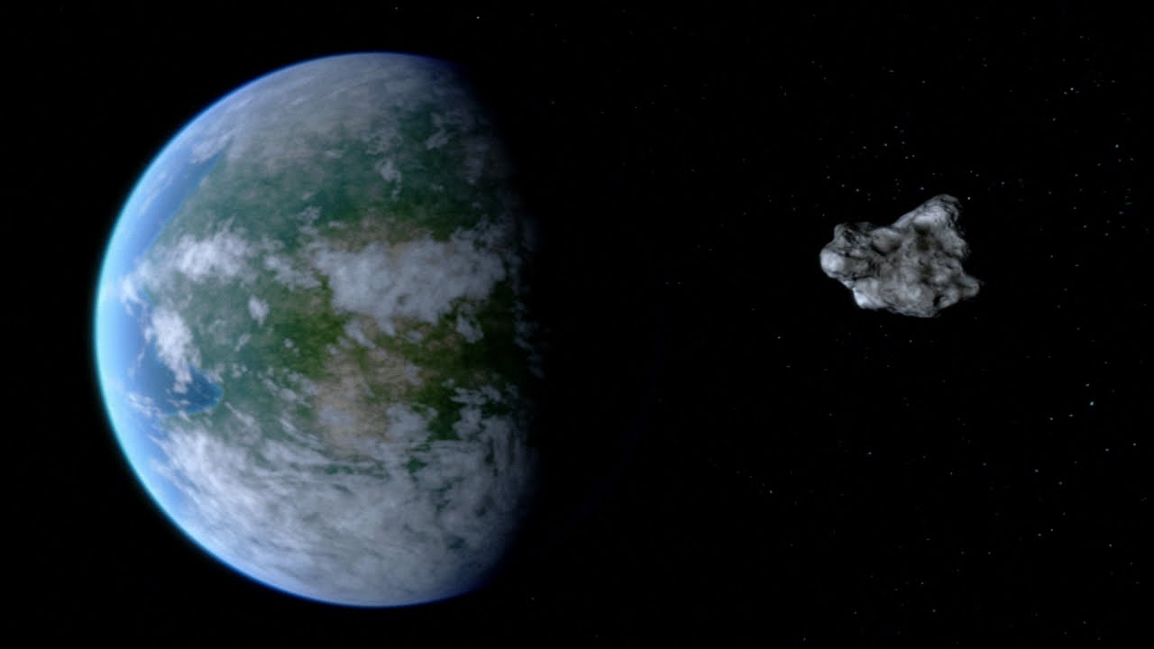 Asteroids: Are They a Threat?