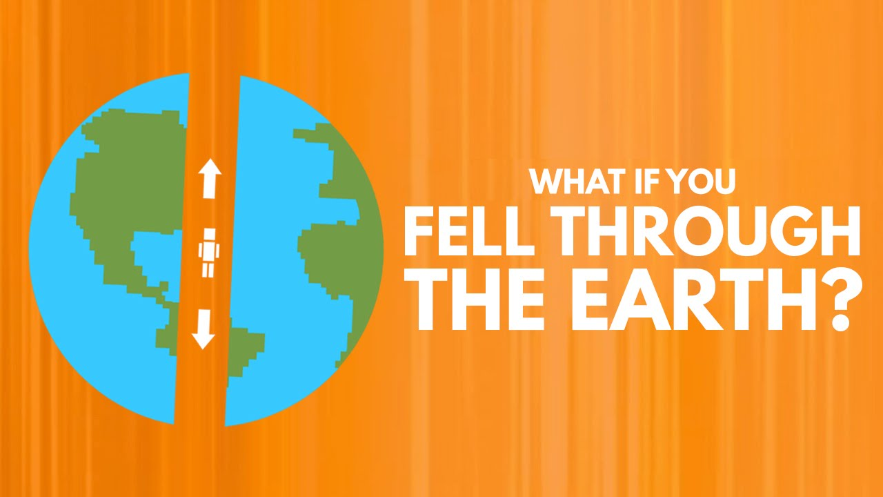 How Long Would It Actually Take to Fall Through the Earth?
