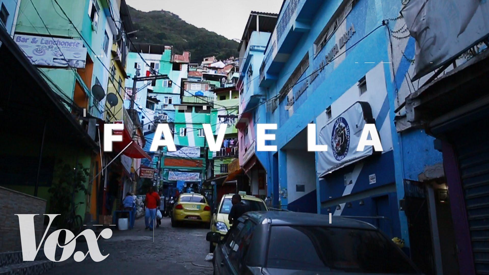 Inside Rio's favelas, the city's neglected neighborhoods