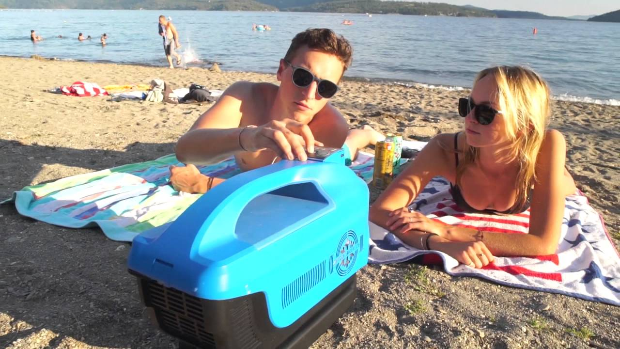 The World's First Portable Air Conditioner