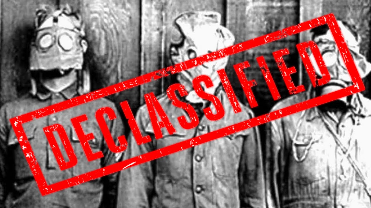 10 Shocking Declassified Secrets