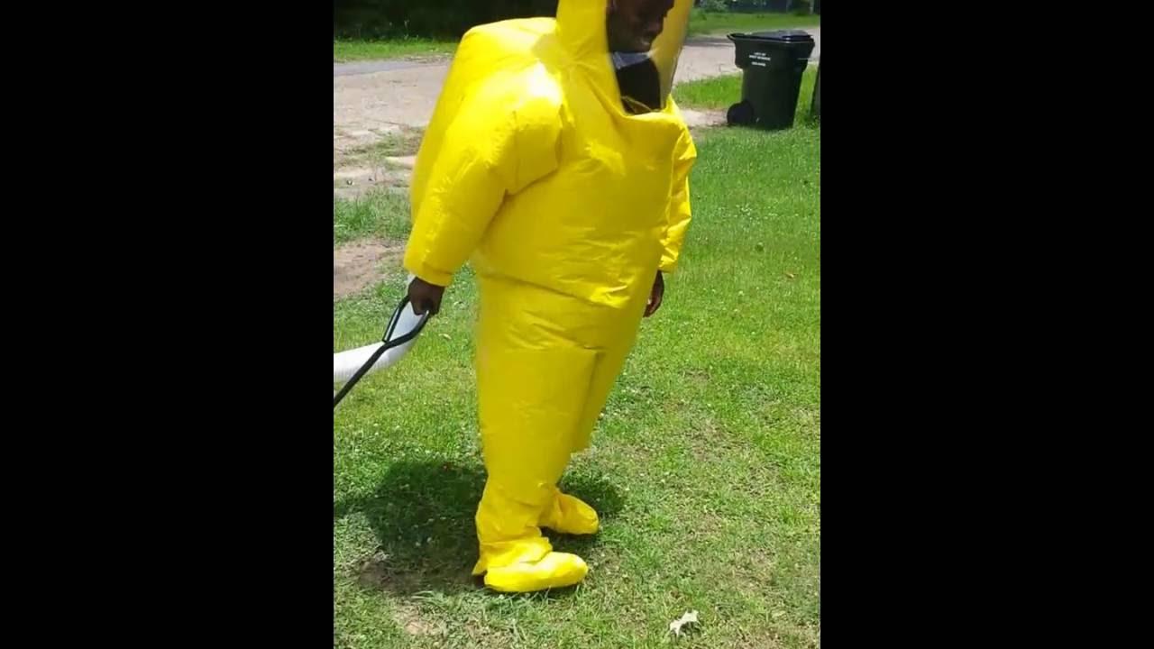 Air Conditioning Bodysuit