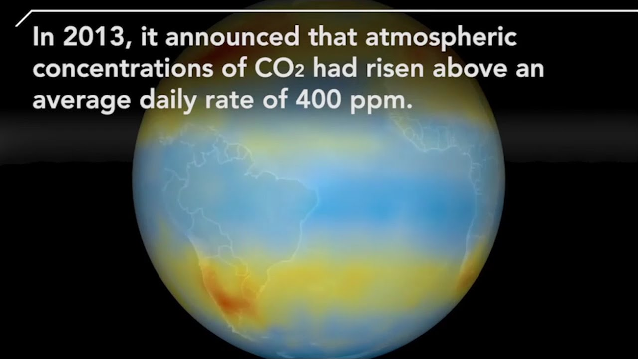 We Have Reached A Disturbing Milestone in Climate Change