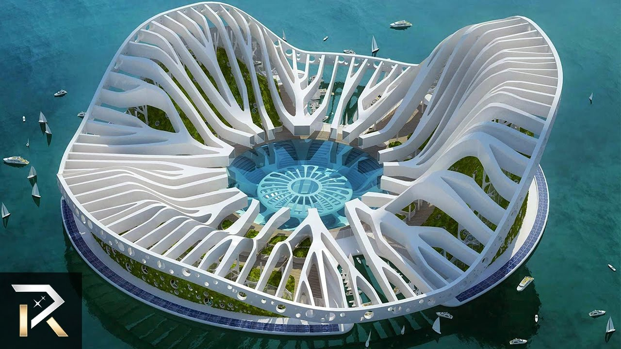 6 Unbelievable Structures Found At Sea!