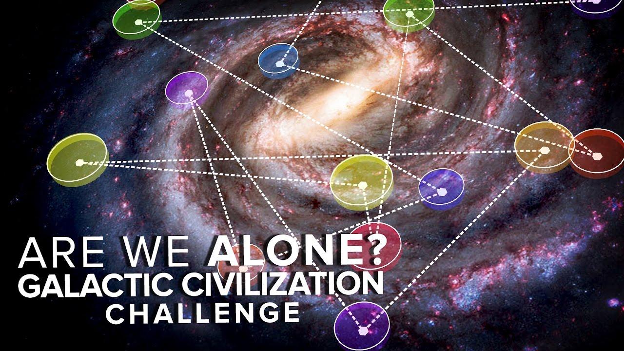 Are We Alone? Galactic Civilization Challenge