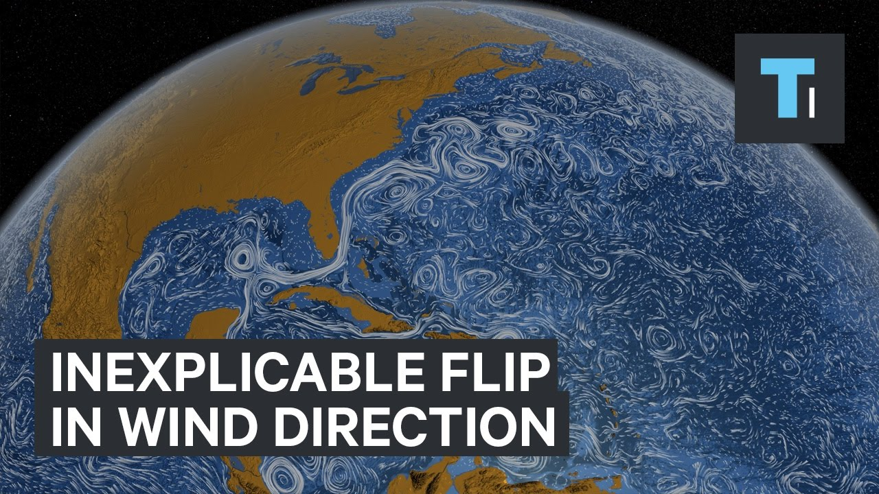 NASA can't explain unexpected flip in wind direction