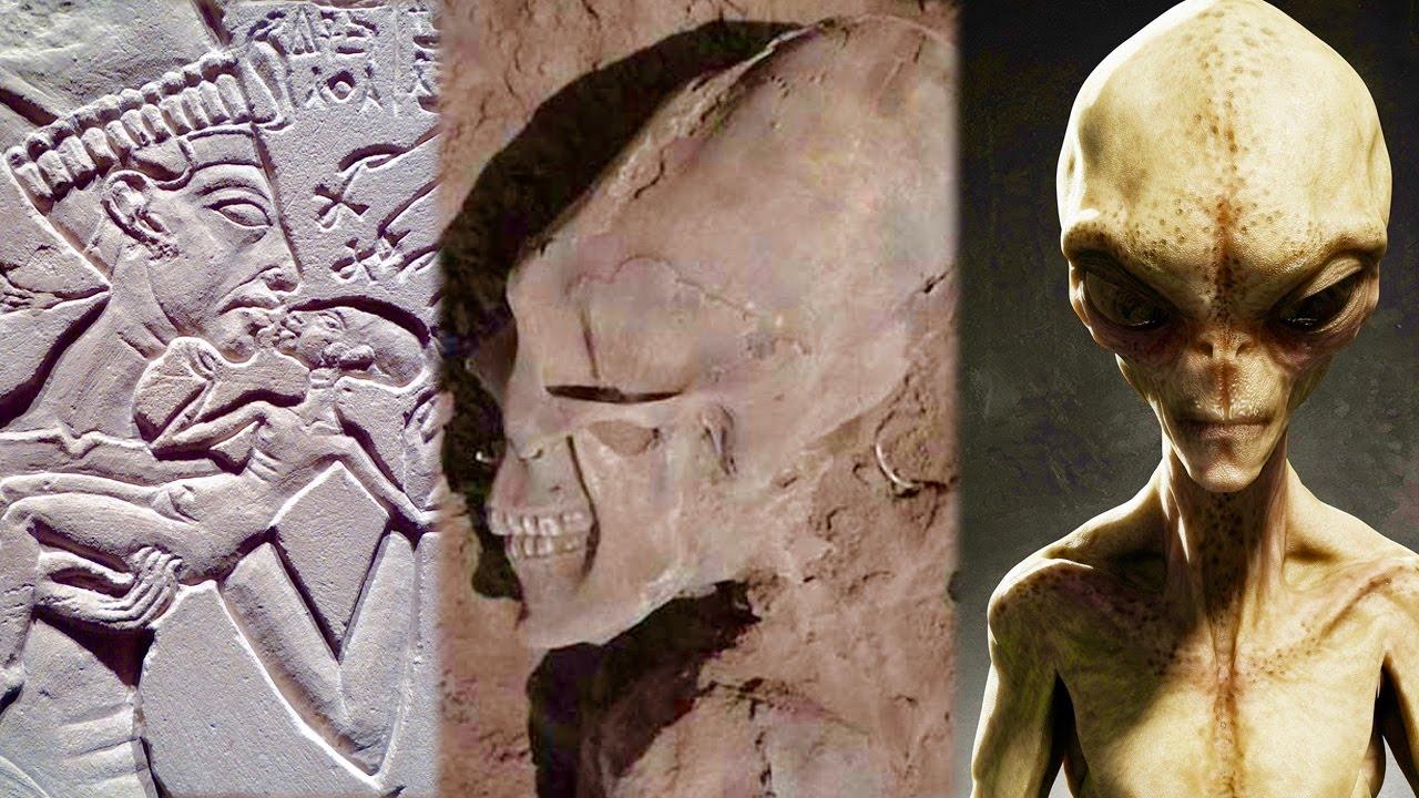 Ancient alien mysteries