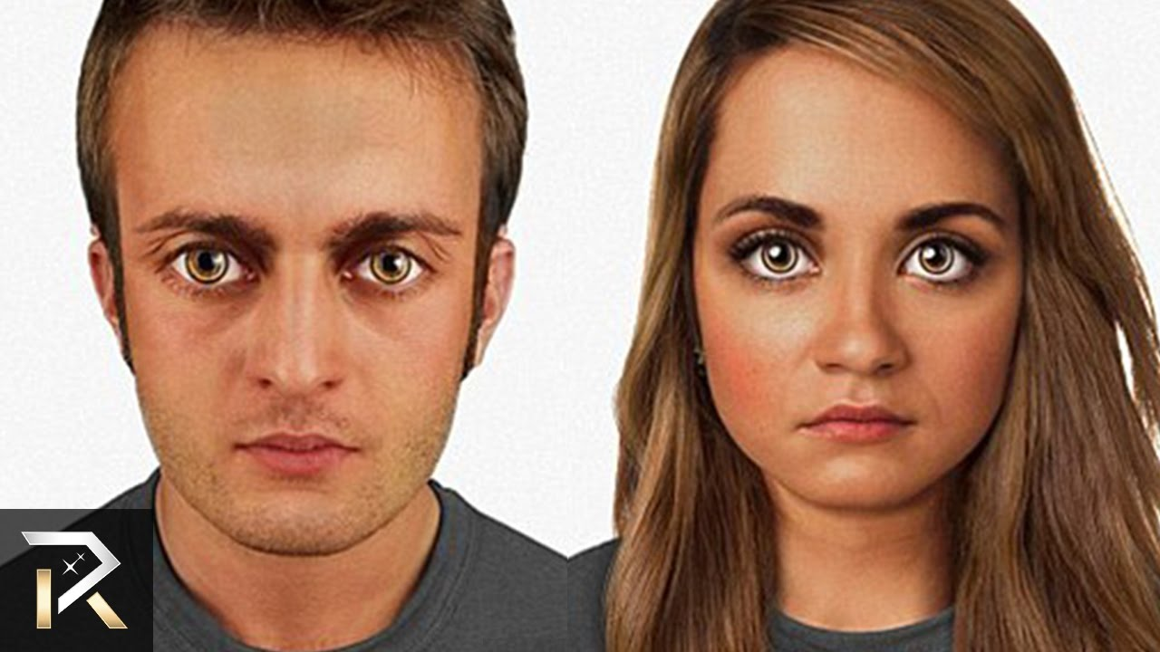 10 Ways Humans Will Look in 1000 Years