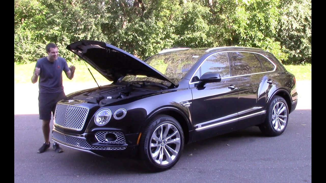here 39 s why the bentley bentayga is worth 250 000. Black Bedroom Furniture Sets. Home Design Ideas