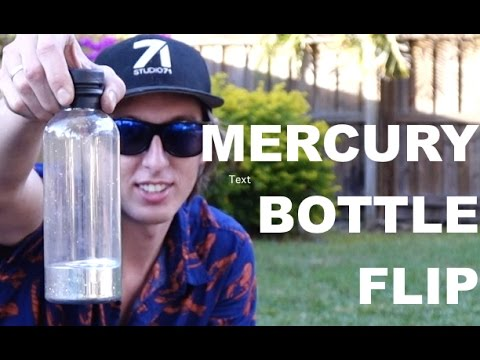 Mercury Bottle Flip