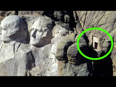 7 Secret Places Hidden in Famous Locations