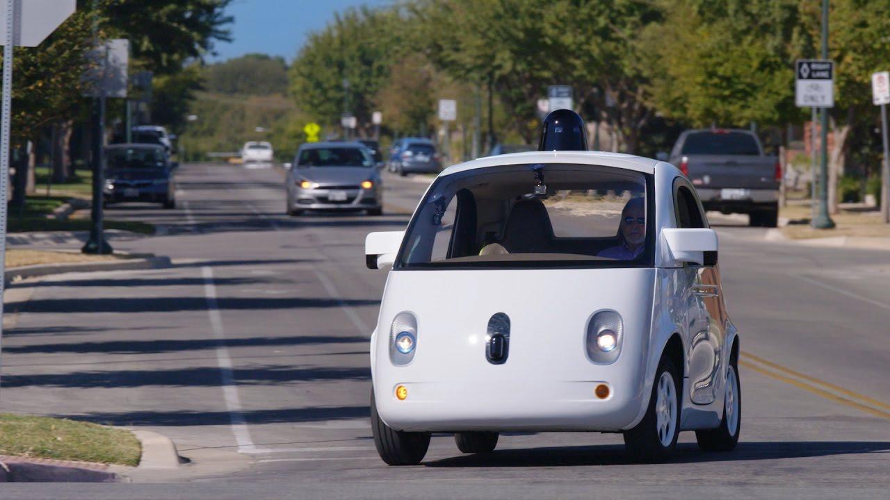 Alphabet/Google announces Waymo, their fully autonomous self driving car company