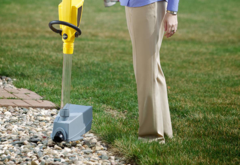 There's a Vacuum for Dog Poop Called Pooper Scooper