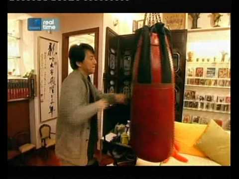 Jackie Chan's Apartment in Hong Kong is Filled with Secret Doors