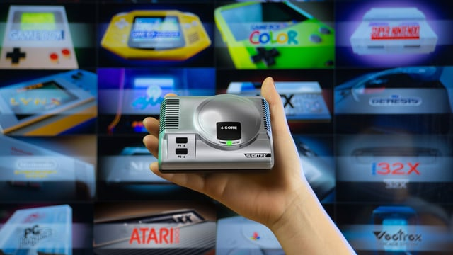Play All Of Your Favorite Retro Games on One Device