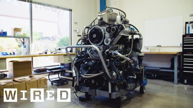 This Radical Redesign Could Keep Gas Engines Pumping