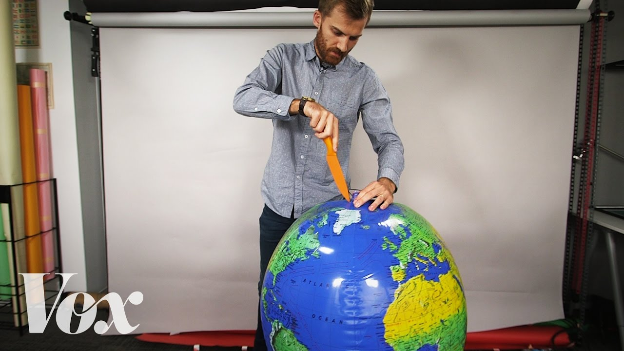 Why all world maps are wrong