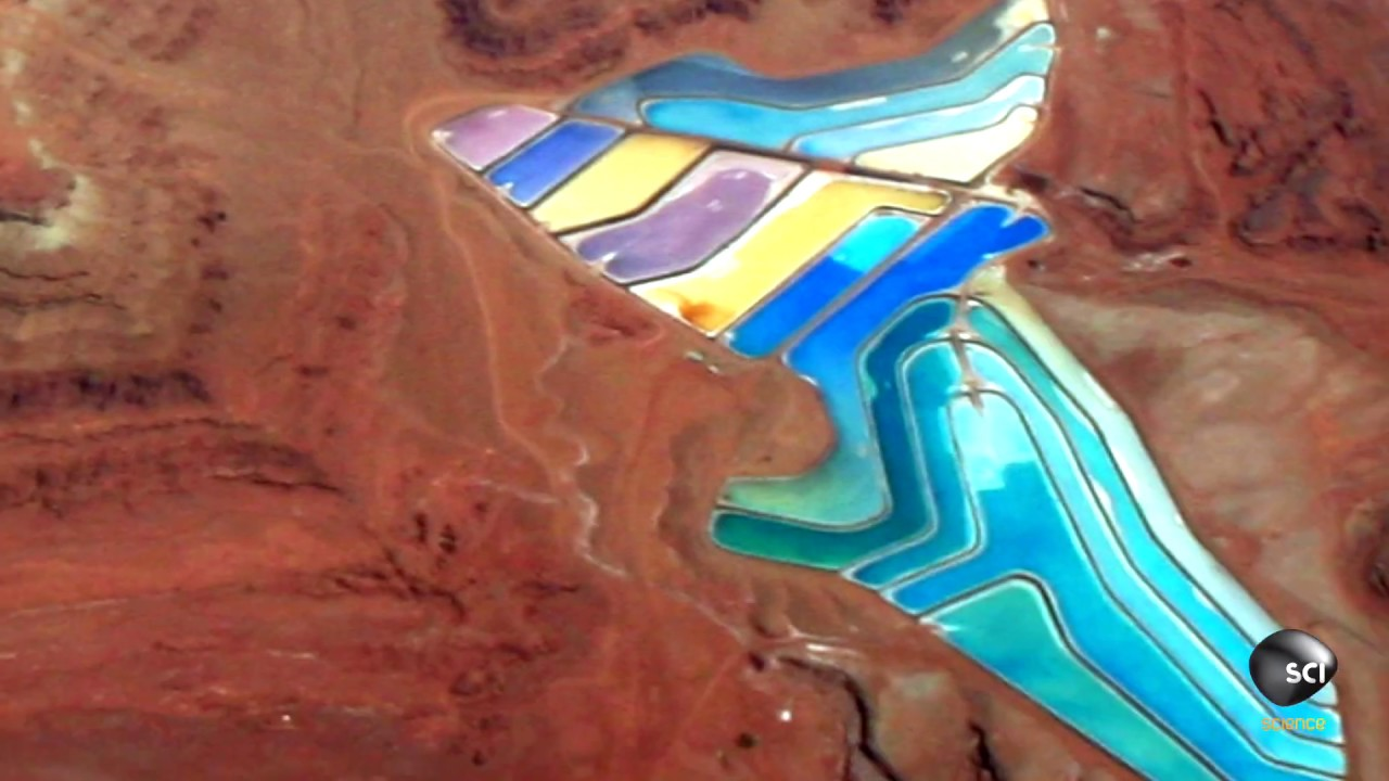 Why Is This Desert So Colorful?