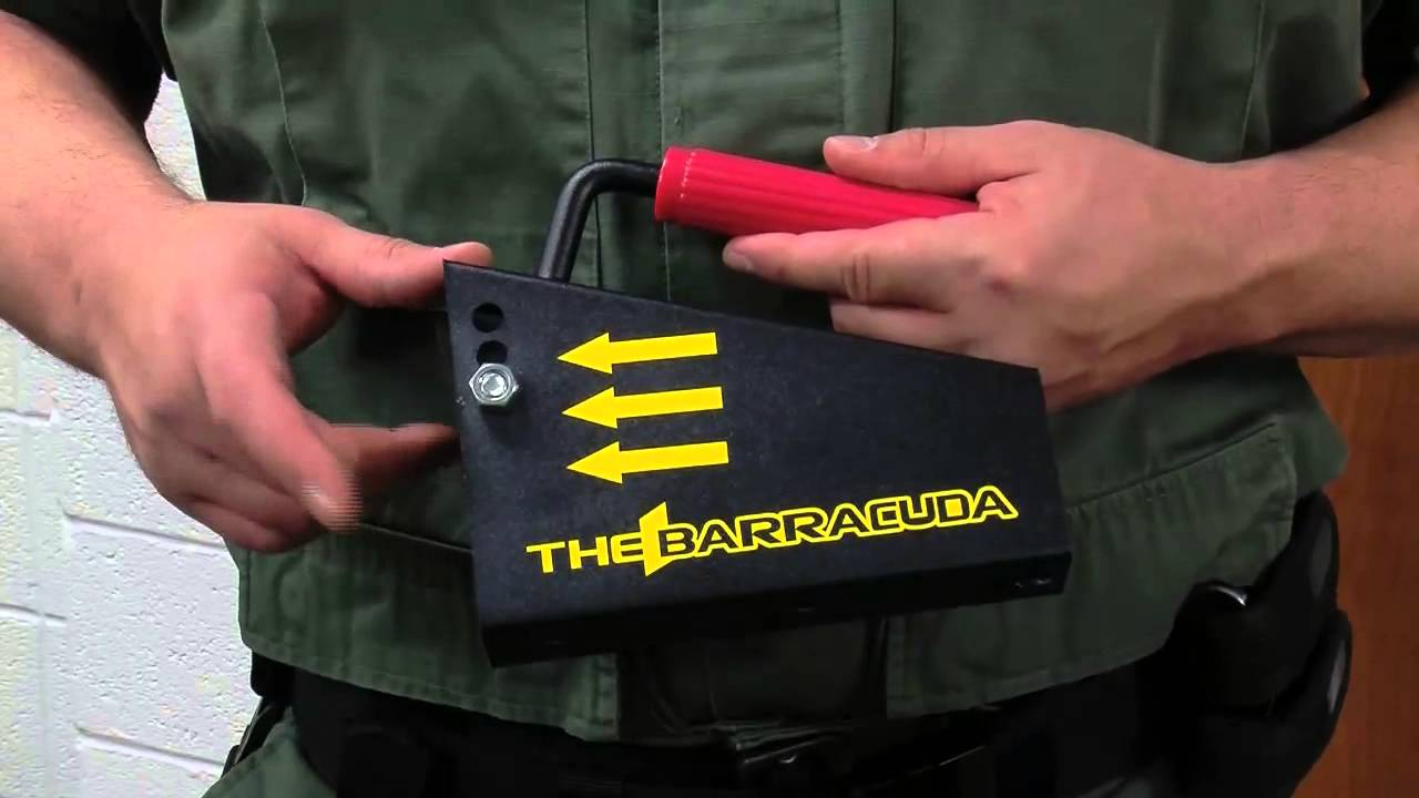 This Door Lock Could Save Lives - Baracuda Lock Systems