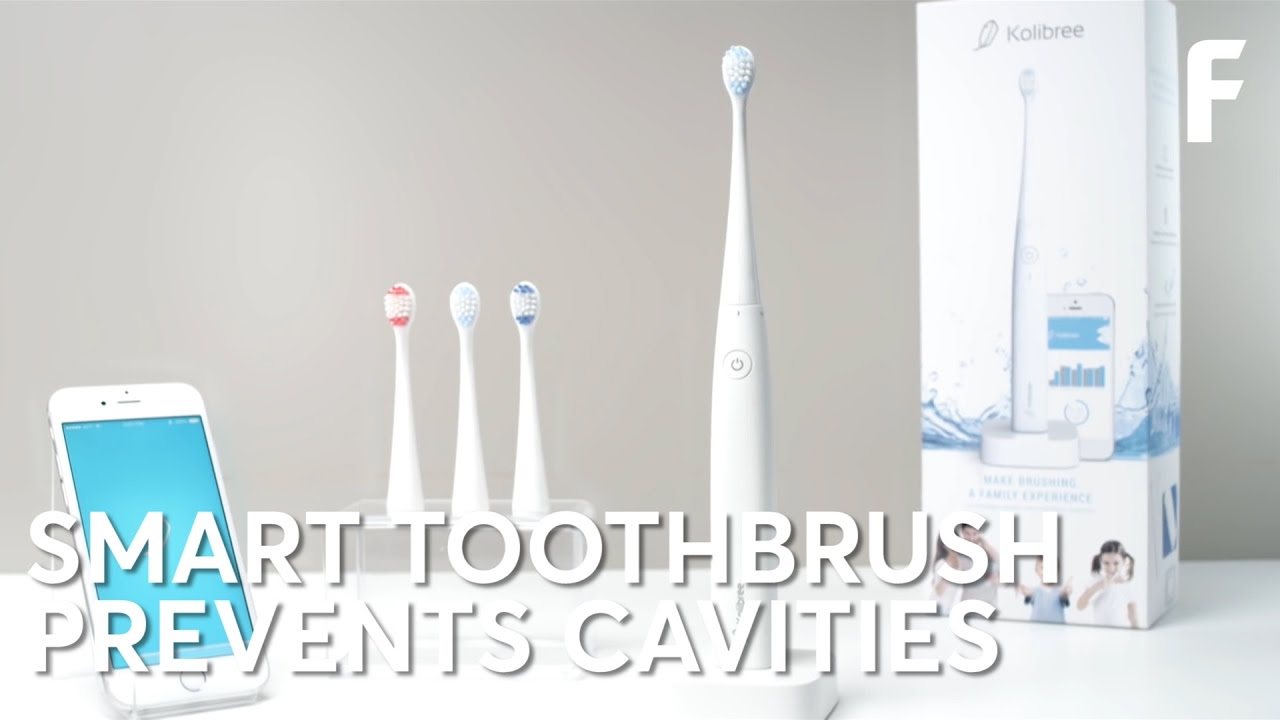 Prevent Cavities With The Help Of This AI Toothbrush