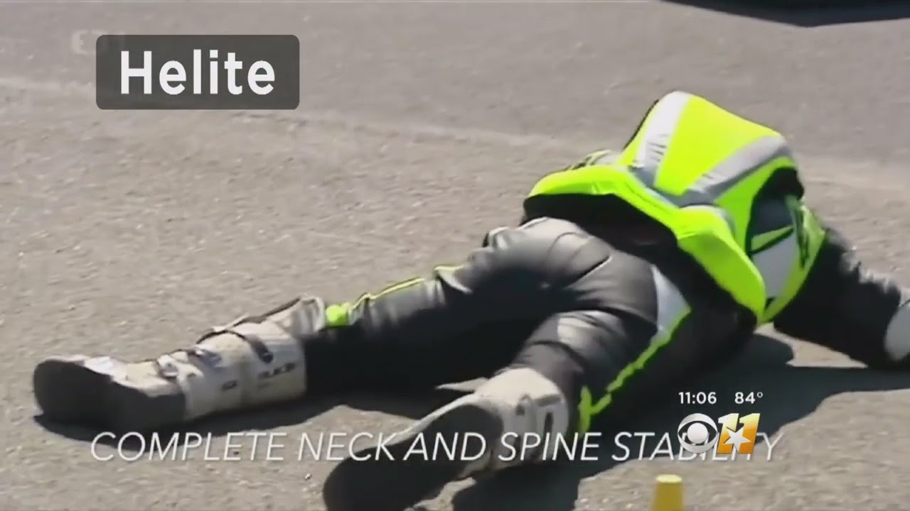 This Vest Could Save a Biker's Life