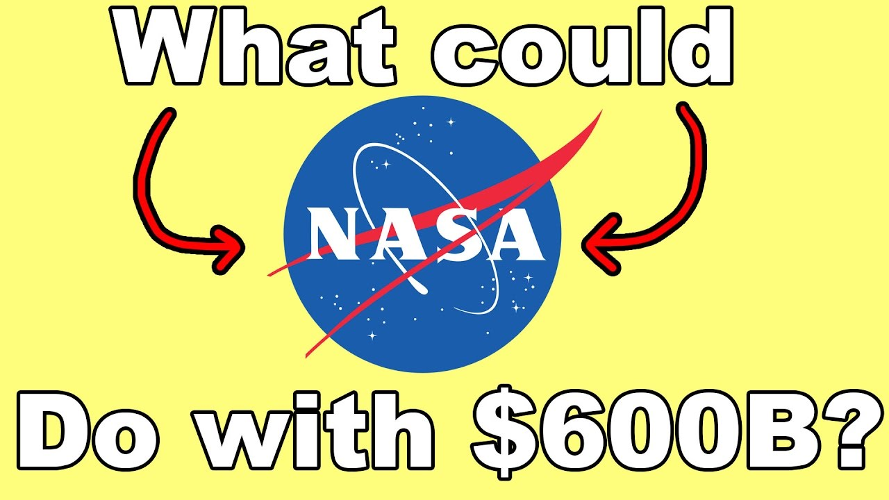 What if NASA had the US Military's Budget?