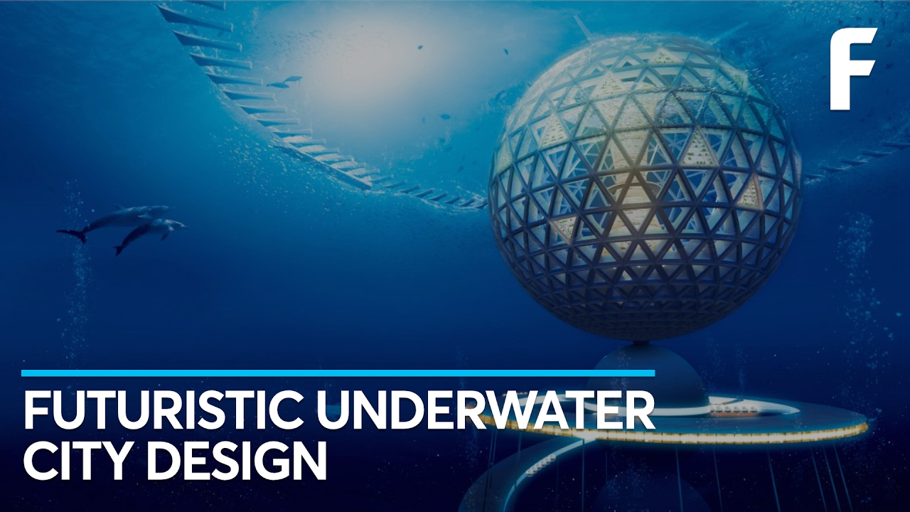 This $26 Billion Underwater City Could Be Ready in 15 Years