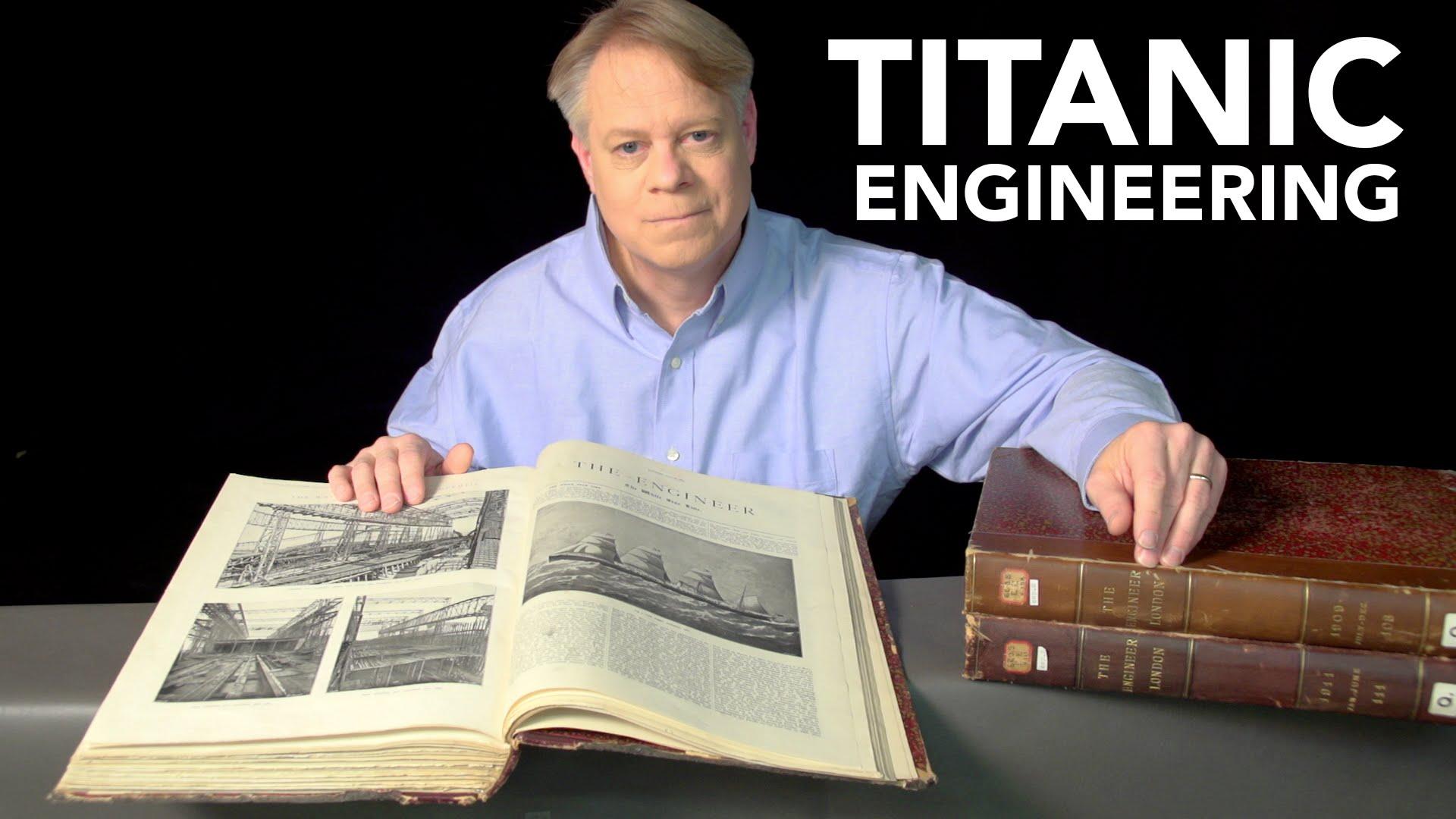 Titanic: Fascinating Engineering Facts