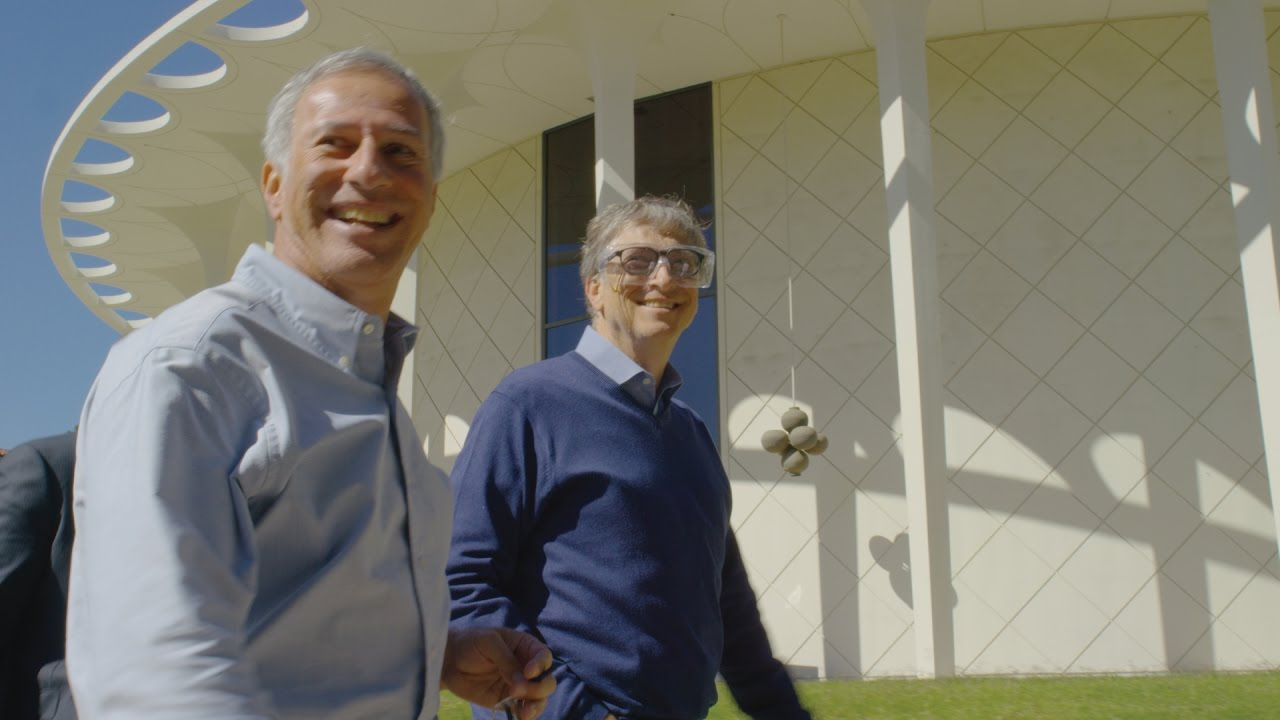 """Bill Gates has been searching for an """"energy miracle,"""" and says this could be the one"""