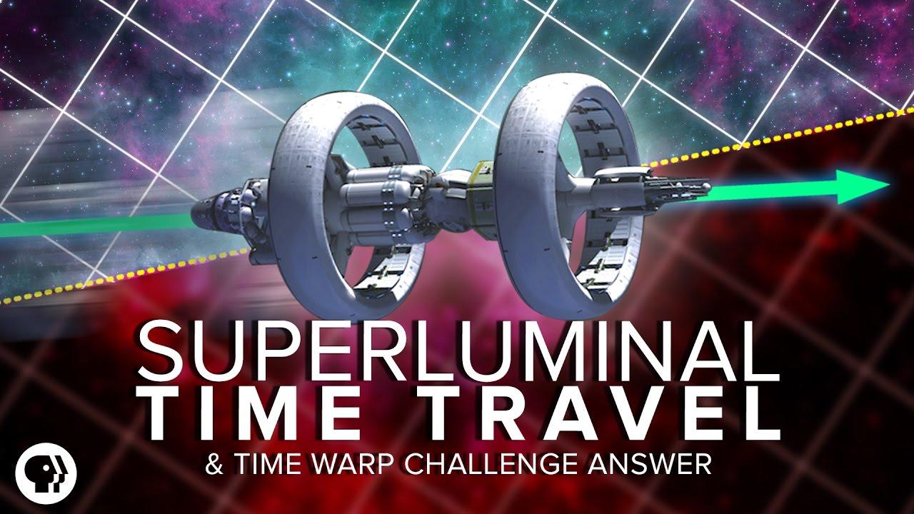 Superluminal Time Travel
